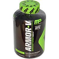 MusclePharm, Armor V, улучшенный мульти-комплекс питательных веществ 180 капсул