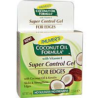 Palmer's, Coconut Oil Formula, гель супер конроль, для кончиков волос 2.25 унции (64 г)