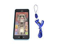Интерактивный телефон кот Том