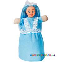Кукла-рукавичка Мальвина Чудисам В186