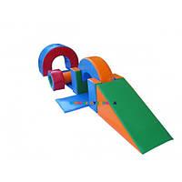 Детская полоса препятствий 3 Kidigo MMSP3