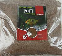 Корм для рыб ТМ Золотая рыбка Рост, гранулы, 50 г эконом упаковка, ZR248