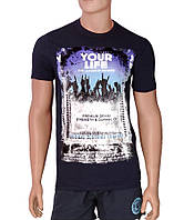 Классная футболка Your Life - №2500