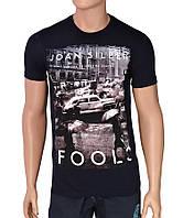 Мужские футболки Joan Silber - №2501