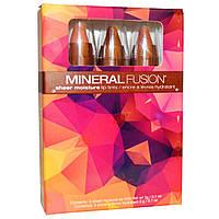 Mineral Fusion, Прозрачный увлажняющий карандаш для губ, 3 карандаша по 0.1 унции (3 г) каждый