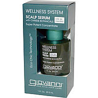 Giovanni, Wellness System Scalp Serum, 1 oz.