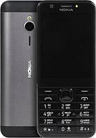 """Мобильный телефон Nokia Asha 230 на 3 Sim Большой 2,8"""" экран Батарея 3000Mah"""