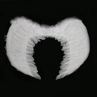 Крылья Ангела Средние 40х55см белые