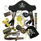 Набор Пирата В поисках сокровищ 20 предметов