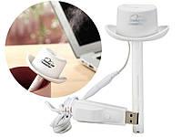 Мини увлажнитель воздуха USB в виде Ковбойской шляпы  Белый