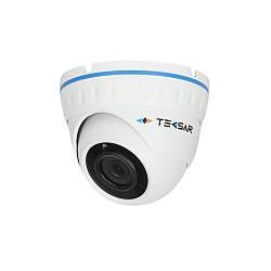 Видеокамера AHD купольная Tecsar AHDD-20F4M-out
