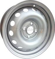 Стальные диски Дорожная карта Chevrolet AVEO 5.5x14/4x100 D56.6 ET45 (Металлик)