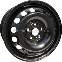 Стальные диски Дорожная карта Skoda / Volkswagen / Seat 6.0x15/5x112 D57.1 ET47 (Black)