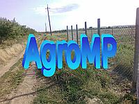 Установим забор на ферме 1.5м