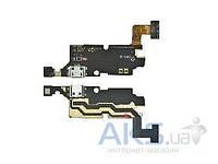 Шлейф для Samsung N7000 / i9220 Galaxy Note с разъемом зарядки и микрофоном Original