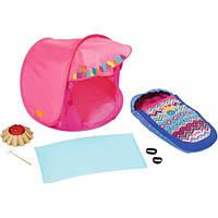 Zapf Палатка кемпинг для куклы Набор для похода Baby Born Play & Fun 823743