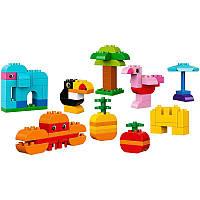 Lego Duplo Коробка для творческого конструирования idea box 10853
