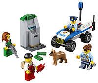 LEGO City Набор для начинающих Полиция Police Police Starter Set 60136 Building Kit