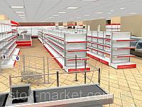 Выкуп оборудования для супемаркета
