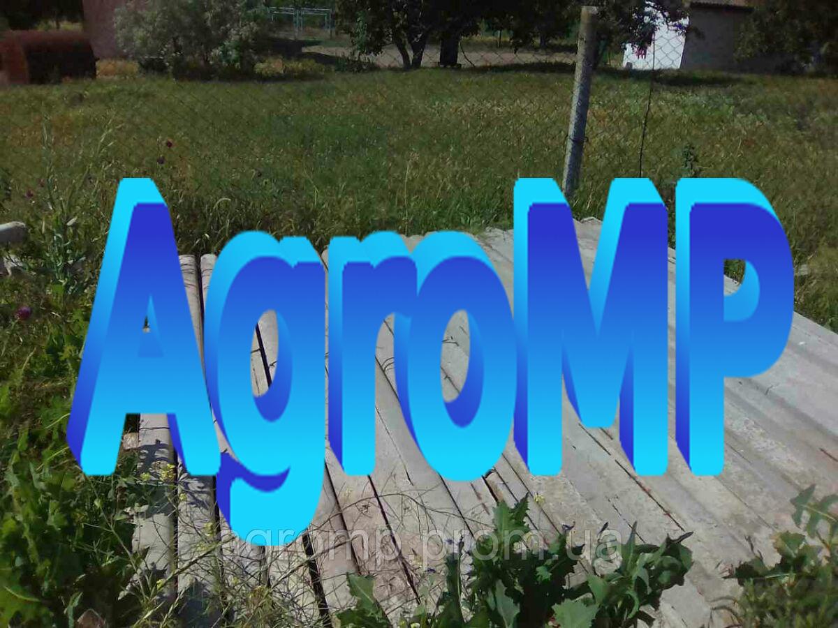Установка ограждений 2.5м из секций + линейный фундамент - Интернет магазин Agromp.com.ua в Одессе