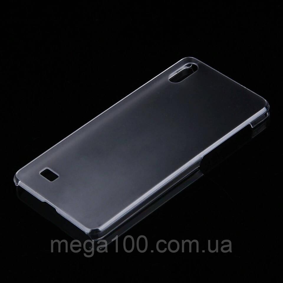 Чехол пластиковый для смартфона blackview omega pro