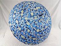 Женские зонты трость на 24 спицы с цветочным рисунком № 712 от Max Komfort