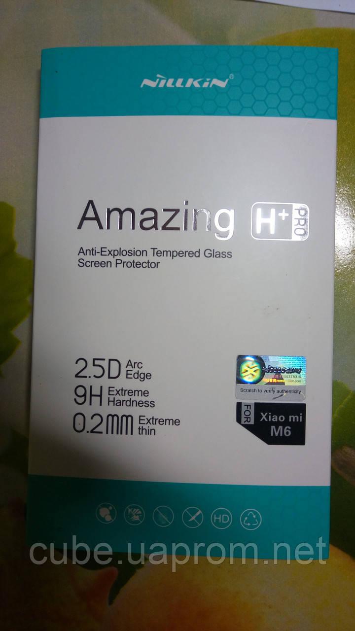 Защитное стекло Nillkin для Xiaomi Mi 6 Mi6