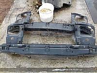 Усилитель бампера , установочная панель, фольксваген т4, транспортер, каравелла, мультиван