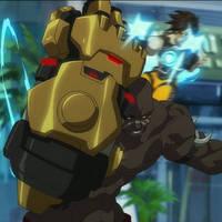 В Overwatch идет Кулак Смерти - видео про персонажа
