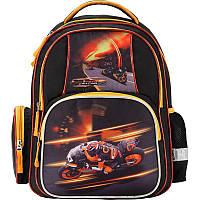 Рюкзак школьный 514 Speed racing K17-514S-2