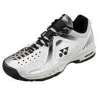 Кроссовки теннисные Yonex SHT-DURABLE (pearl/white/grey), фото 1