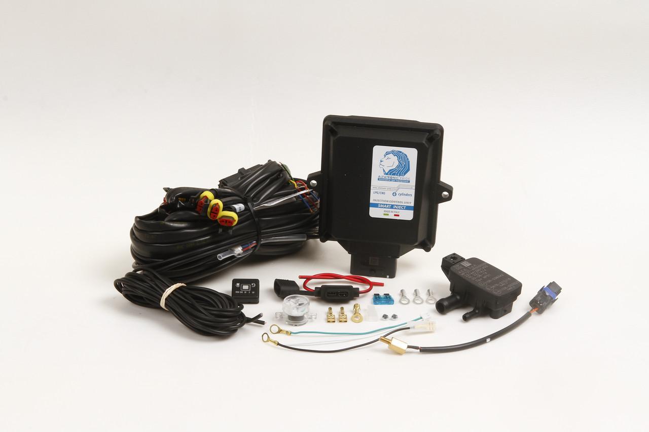 Єлектронника Pride Smart Inject MP48 4 цилиндра