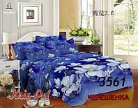 Полуторный набор постельного белья 150*220 из Полиэстера №853561 KRISPOL™