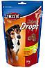 Лакомства Trixie Chocolate Drops для собак со вкусом шоколада, 200 г