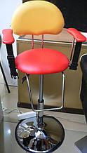 Детское парикмахерское кресло ZD-2100