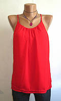 Стильная Красная Майка от Esmara Размер: 48-L