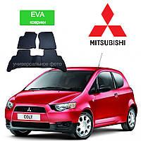 Автоковрики EVA для Mitsubishi Colt