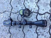Jäger 3-12х50E прицел оптический с переменной кратностью