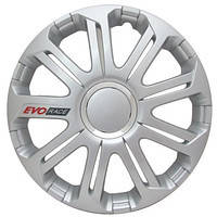 Колпаки Колесные Evo Race Pro (серебристый) R14