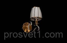 Бра настенное золотое 8316/1-FG