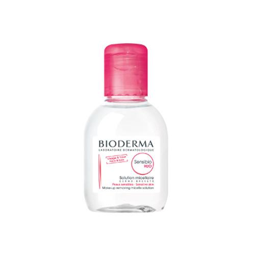 Мицеллярная вода Bioderma Sensibio H2O Micellaire Solution 100 мл