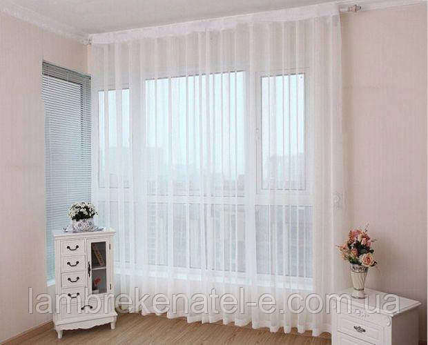 Пошив тюля по индивидуальным размерам для спальни зала