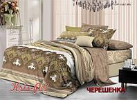 Евро-макси набор постельного белья 240*220 из Полиэстера №851727 KRISPOL™