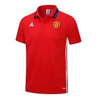 Футболка Манчестер Юнайтед тренировочная (поло)