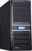 Компьютерный корпус GOLDEN FIELD 8218B, MidiTOWER ATX P490W