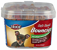 Лакомства Trixie Soft Snack Bouncies для собак с ягненком, 140 г
