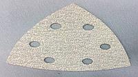 Шлифовальный лист на липучке для дельта-шлифовальных машин PS 33 BK, p150, размер 96 мм. Klingspor
