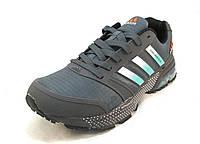 Кроссовки мужские  Adidas Cosmic Maraton Air серые (р.41,43,44,46)