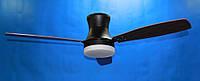 Люстра вентилятор LED- LF0202-52/24 (BK)