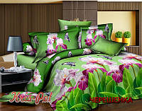 Семейный набор 3D постельного белья из Полиэстера №851334 KRISPOL™
